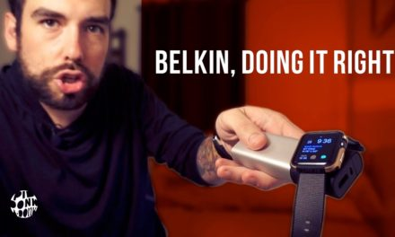 Donk Approved: Belkin Valet Charger for Battery Life and Style