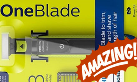Norelco Shaver/Trimmer Combo – One Blade to Rule Them All