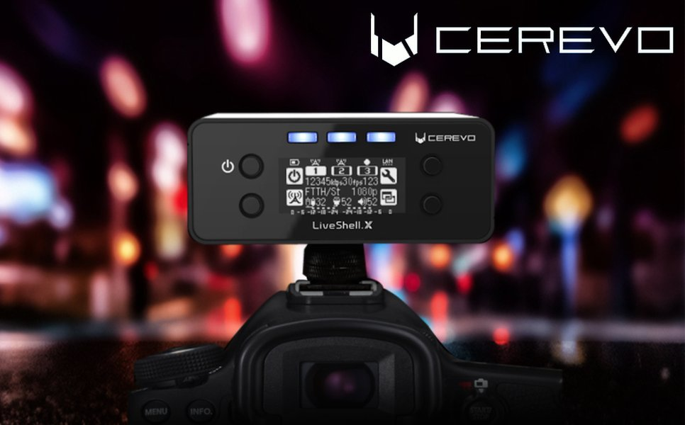 Live streaming gear recommendation: Cerevo LiveShellX encoder