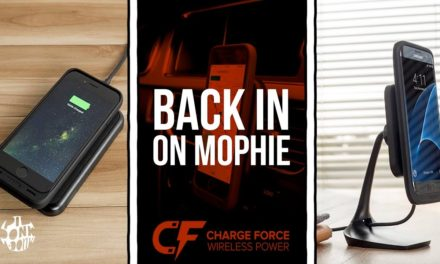 PHONE BATTERY CASE AWARD GOES TO… MOPHIE AKA THE COMEBACK KID
