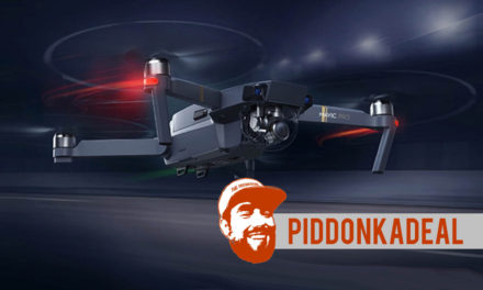 Piddonkadeal: DJI Mavic Pro Extended Flight Kit