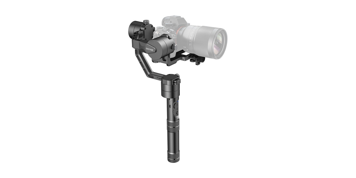 PIDDONKADEAL: You Too Could Make Cinematic Pro-level Videos with this Gimbal / Stabilizer