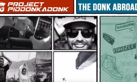 The Donk Abroad Series (Official Trailer)